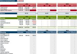 Excel Budget Template Free Excel Budgets Templates Free