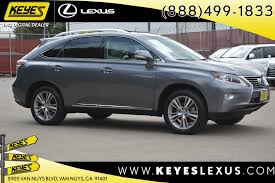 lexus service records by vin used 2015 lexus rx 350 for sale van nuys ca