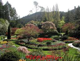 Most Beautiful Gardens In The World The Butchart Gardens The Most Beautiful Botanical Gardens In The