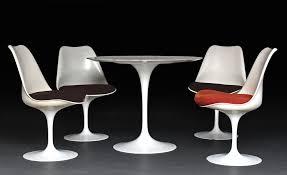 chaise saarinen knoll saarinen table and chairs models tulip tables