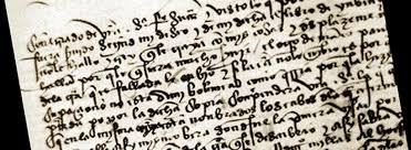 letters from christopher columbus sent from lisbon u2013 global firsts