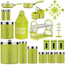 lime green kitchen canisters lime green tea coffee sugar kitchen storage jars canistes matching