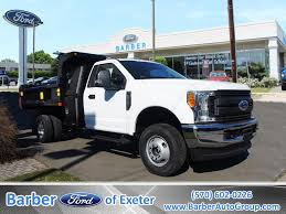 new 2017 ford dump truck for sale exeter pa