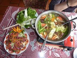fondue vietnamienne cuisine asiatique la fondue vietnamienne un régal photo de gerbera restaurant