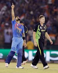 the stands sidharth monga cool virat kohli conquers the chaos