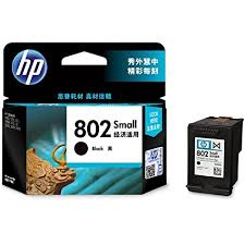 resetter printer hp deskjet 1000 j110 series hp 802 small ink cartridge black amazon in computers accessories