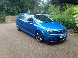 vauxhall astra vxr 2007 vauxhall astra vxr 2 0t arden racing edition one off low miles key