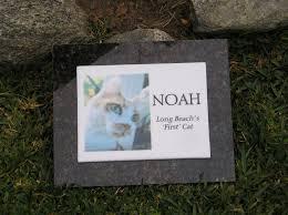 memorial markers pet memorial markers