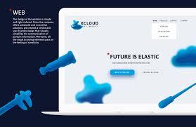 xcloud networks branding marog creative agency