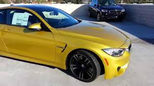 Bmw M3 Yellow 2016 - new bmw m4 in austin yellow w 19 inch black wheel car review