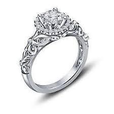 v shaped diamond ring ebay sterling silver engagement rings ebay