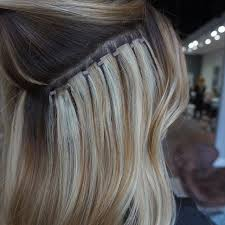 does hair look like ombre when highlights growing out 14 best aesthetic hair co hair blonde balayage ferndale detroit