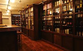 Bookcase Shop The Vault Milroy U0027s Of Soho Behind A Whisky Shop U0027s Bookcasehave