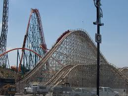 Superman Ride Six Flags Superman Goliath And Colossus At Six Flags Imgur