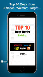iphone app for amazon black friday deals buyvia best deals shopping on the app store