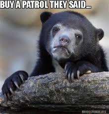 They Said Meme Generator - meme creator buy a patrol they said meme generator at
