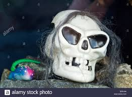 silver skull halloween mask skull halloween mask stock photo royalty free image 20394329 alamy