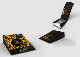 we condom concept on packaging of the world creative package