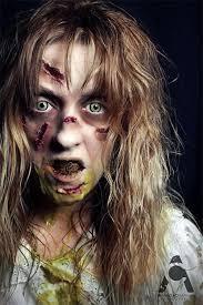 Exorcist Halloween Costume 20 Scary Halloween Zombie Face Makeup Ideas U0026 2016