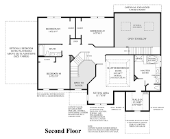 Centralized Floor Plan by Beekman Chase The Hopewell Home Design