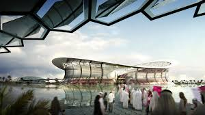 2022 fifa world cup work to start at the most anticipated stadium for the 2022 fifa