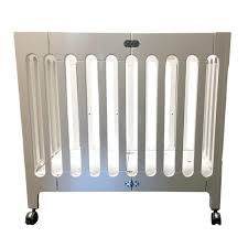 Alma Mini Crib Bloom Alma Mini Solid Wood Crib 2 Available