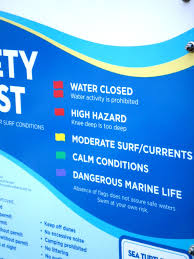 Sea Flag Meanings Beach Safety Signs What Do The Colored Flags On The Beach Mean