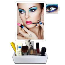 assis led lighted makeup mirror best vanity mirrors reviews which one is the best for you