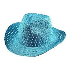 Easter Bonnet Decorations Australia by Boys Easter Bonnet Straw Hat For Arts U0026 Craft 3 Colours Blue