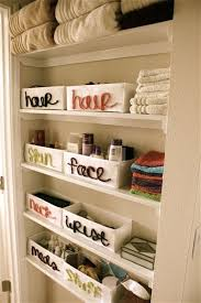 bathroom closet ideas 53 practical bathroom organization ideas shelterness