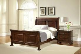 reflections bedroom set cherry sleigh bedroom queen size sleigh bed cherry cherry wood