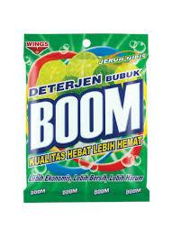 Sabun Boom boom jeruk nipis 400gr mojomaret