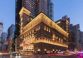 Renivation by Carnegie Hall Studio Towers Renovation Project Aia
