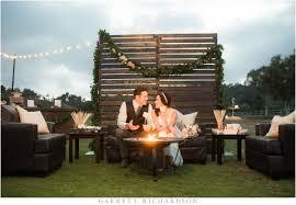rustic chic wedding inspiration shoot san diego polo club