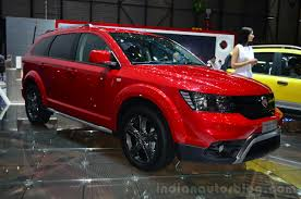 Fiat Freemont Specs Fiat C Suv Toyota Fortuner Rival Rendering