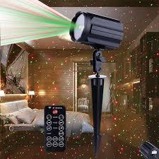 christmas spotlights outdoor christmas laser light projectors waterproof and