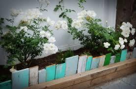 home decor awesome garden border ideas recycled garden edging