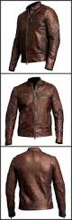 motorcycle over jacket best 25 brown leather motorcycle jacket ideas on pinterest