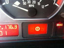 bmw dashboard gear and exclamation mark on dash bimmerfest bmw forums