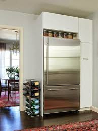 gap between fridge and cabinets how to maximize the space above the fridge refreshed designs