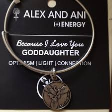 goddaughter charm 36 alex and ani jewelry alex and ani goddaughter bracelet