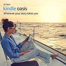 all new kindle oasis official site