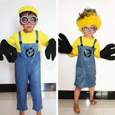 despicable me halloween costumes compare prices on halloween minions costume for kids online