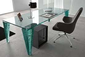 Small Glass Desks Outstanding Glass Desks For Office 37 Metal Desk White