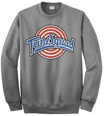 space jam sweater bugs bunny space jam jersey 1 tune squad white large by