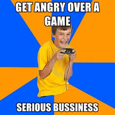 Angry Gamer Kid Meme - annoying gamer kid memes create meme