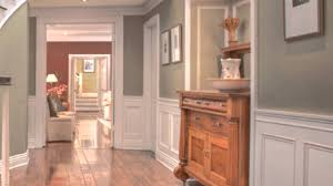 simple small hall color design with hallway ideas inspirations