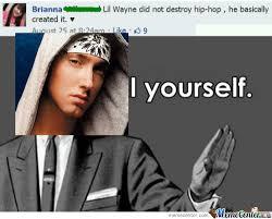 Lil Wayne Be Like Memes - rmx lil wayne is terrible by kickgames meme center