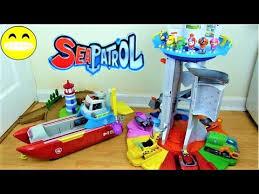 paw patrol sea patroller lookout tower