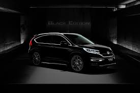 honda civic 2016 black honda civic limited edition and crv black edition aim to add value